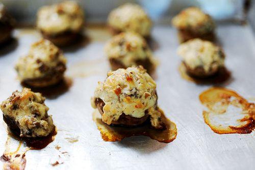 Stuffed Mushrooms, Baby | Recipe