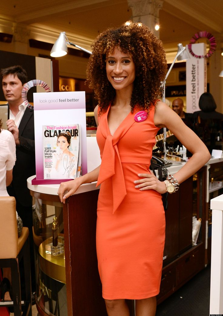 Elaine Welteroth - Bing Images