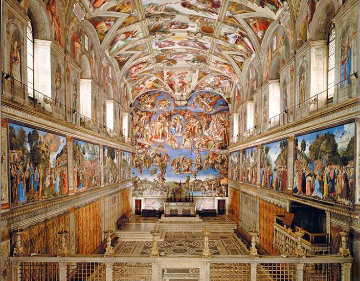 Vatican Sistine Chapel Google Search Places I Visited Pinterest