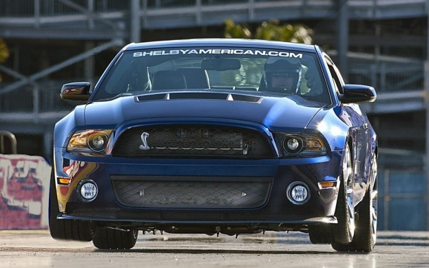 Shelby Photoshopped Pictures of Shelby 1000′s Front-End Leaving the Ground