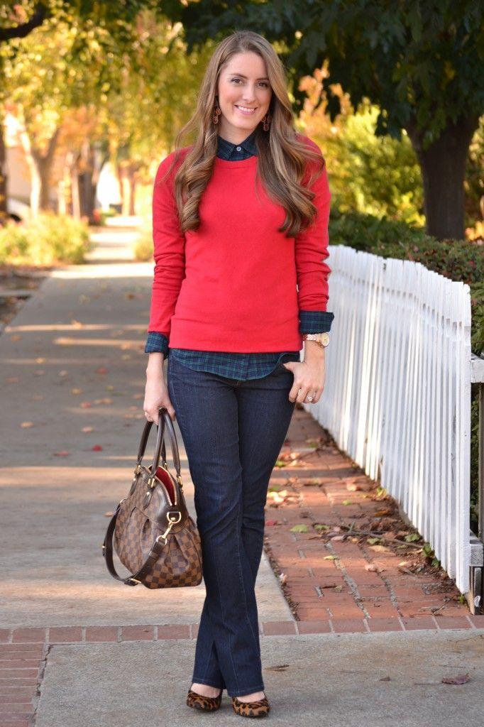 Preppy Style Clothes Pinterest