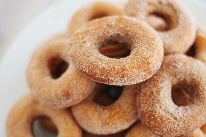 Sweet Potato Donuts | Favorite Recipes | Pinterest