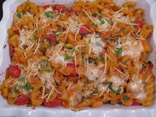 Caprese Pasta | Recipes | Pinterest