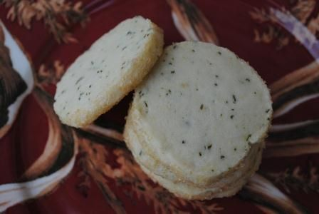 Lemon-Rosemary Shortbread Cookies | Isabelle at home: food all food ...