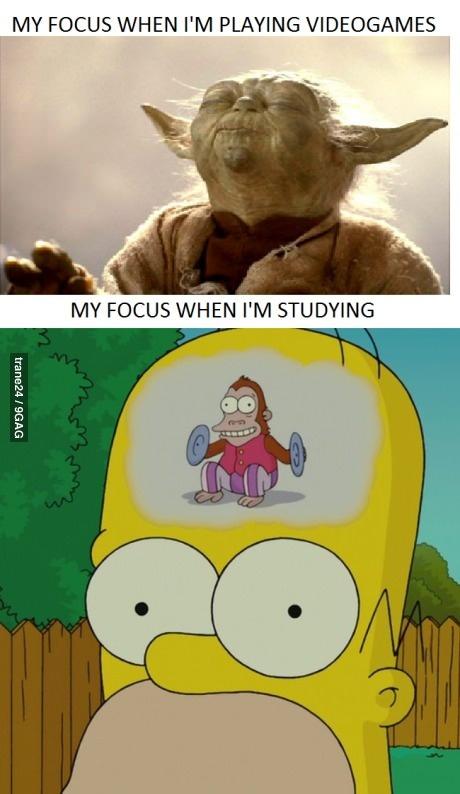 Ill never finish college...
