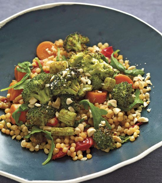 with israeli couscous couscous broccoli recipes parmesan couscous ...