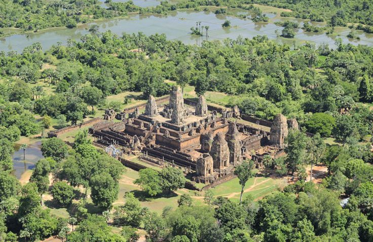 Cambodia's vast lost city: world's greatest pre-industrial site ...