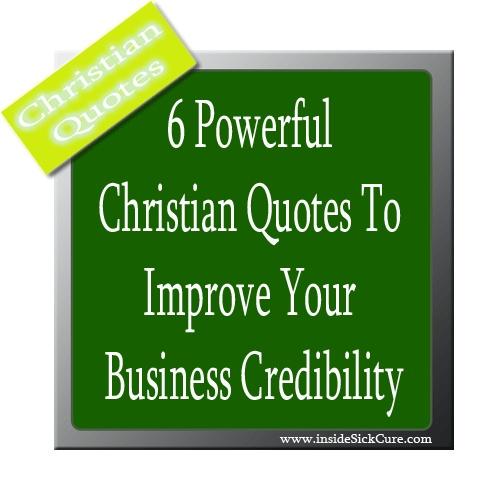 Christian Essay