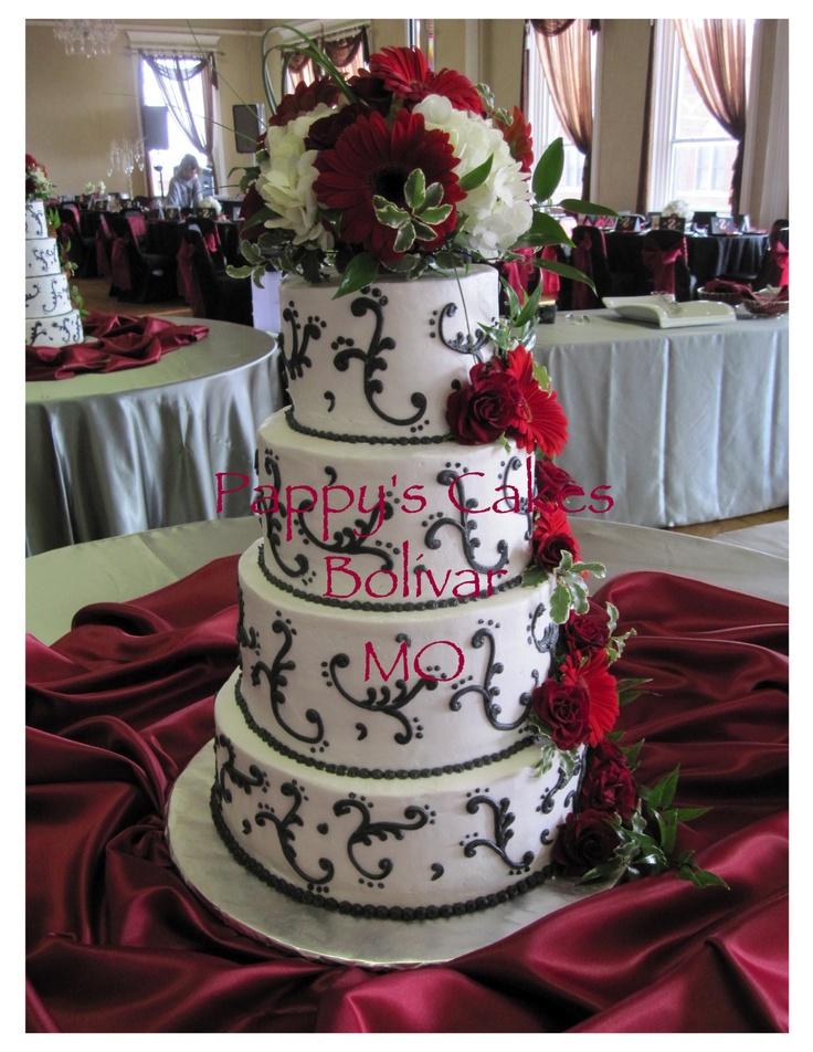 Pappy's Cakes . Bolivar . MO