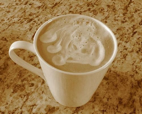 Eggnog Latte- are you KIDDING me?! What could be better for a cold winter day?