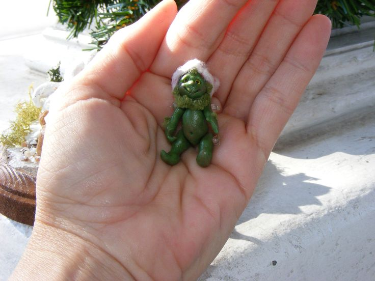 baby Grinch   CHRISTMAS GOODIES   Pinterest