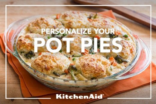 Vegetable Pot Pie Recipe | recipes 2 try | Pinterest