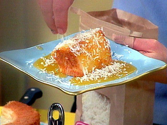Lemon Coconut Angel Food Cake from FoodNetwork.com