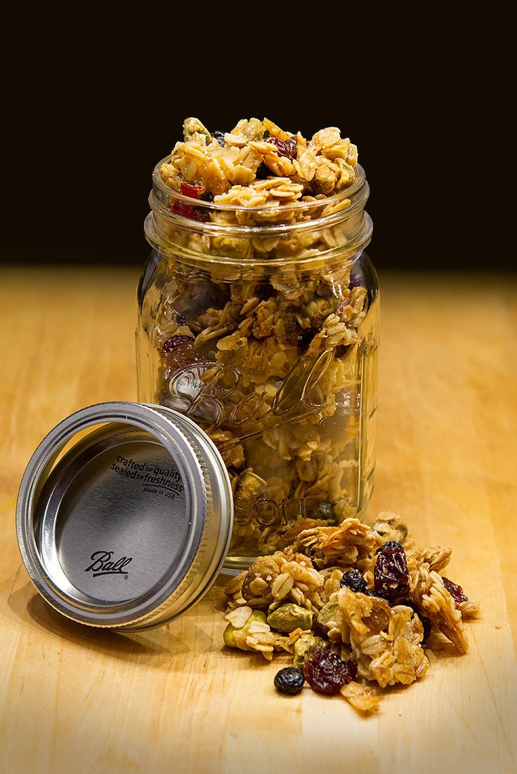 Eleven Madison Park Granola - Imgur | Satiated & Quenched | Pinterest