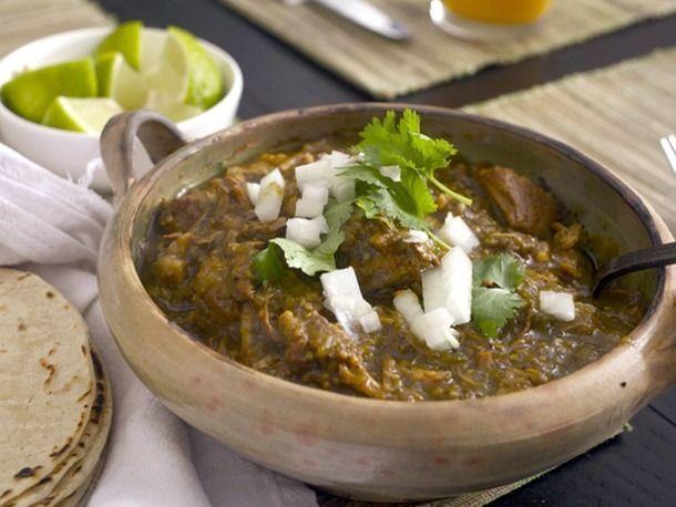 Chile Verde with Pork | Recipe