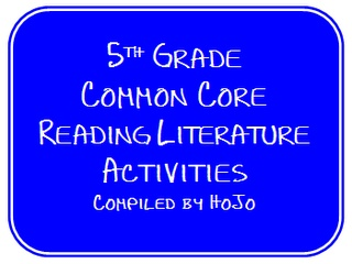 5th grade common core activities. I haven't checked it all out yet...