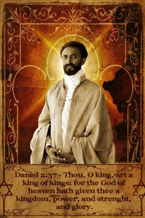 His Imperial Majesty Haile Selassie I, Conquering Lion of the Tribe of ...