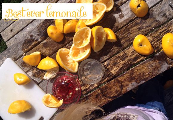 Best Ever Lemonade | desserts | Pinterest