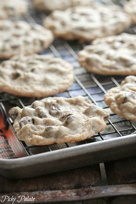 Soft Batch Style Chocolate Chip Cookies | Recipe