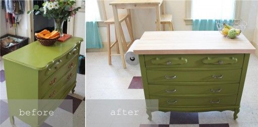 Make Your Own Kitchen Island For The Home Pinterest
