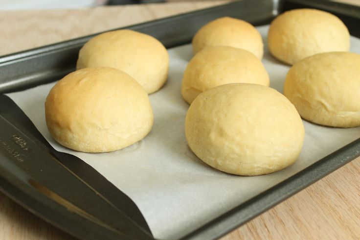 Honey Wheat Sandwich Rolls | It's all about the food....(Bread) | Pin ...