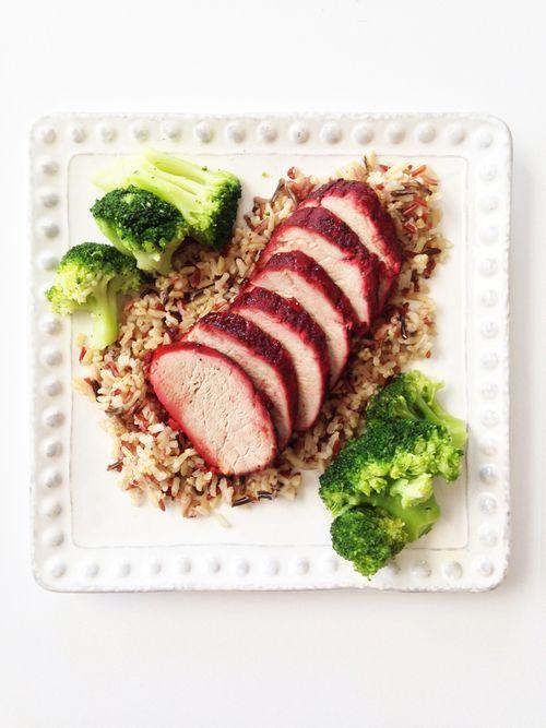 Healthified Chinese BBQ Pork (Char Siu)   Pork   Pinterest