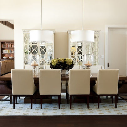 Pin by lana shapiro on for the home pinterest for Modern dining room paint ideas
