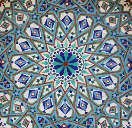 Islamic Tile Work : Islamic tile art joy studio design gallery best