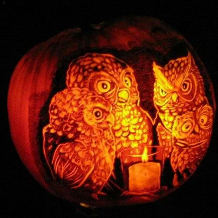 Amazing Pumpkin Carving Halloween Pinterest