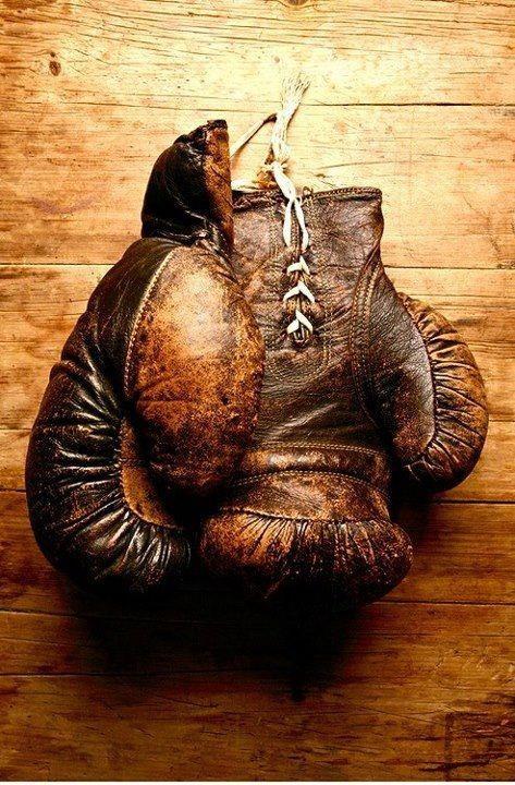 vintage boxing gloves mrs brown boards in a brown barn. Black Bedroom Furniture Sets. Home Design Ideas