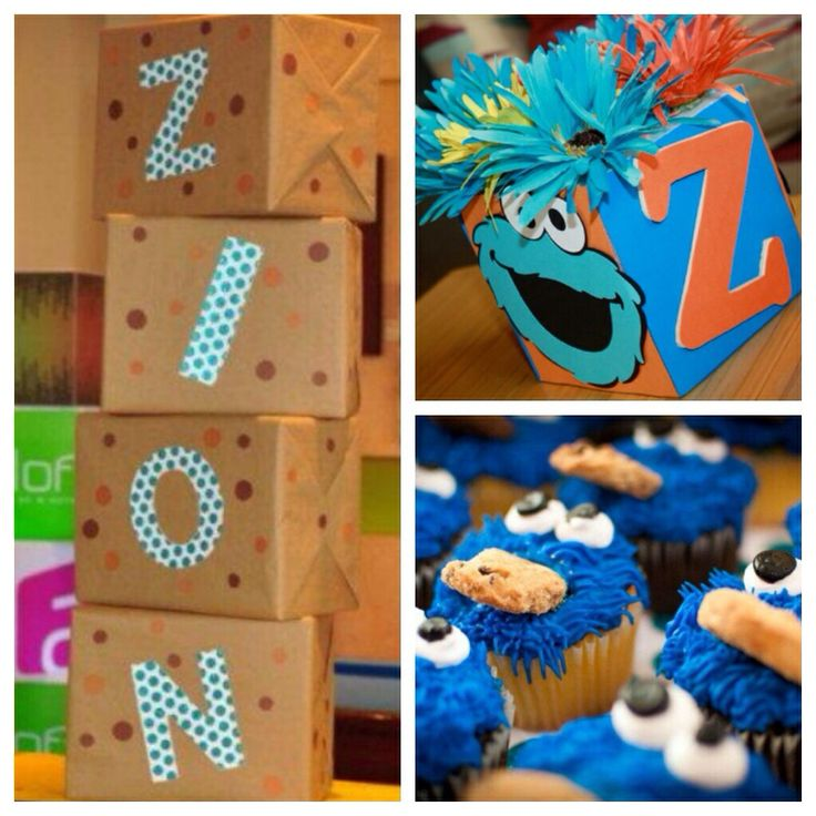 cookie monster baby shower or birthday baby showers by chloe cook e