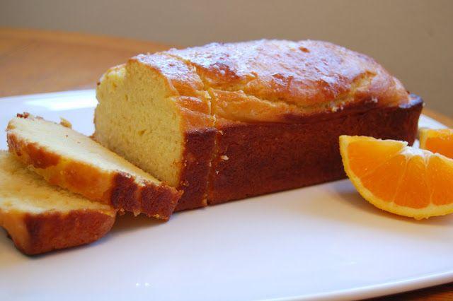 orange yogurt loaf cake | Delicioso | Pinterest