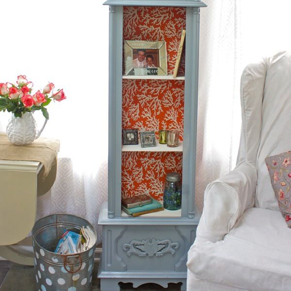 Идеи декора своими руками шкаф