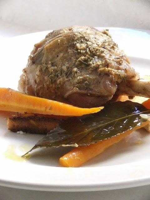 ... cozinheiro este algarve: Chanfana de borrego, a slow cooked lamb stew