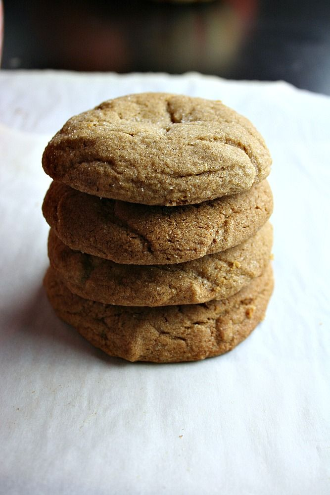 Chewy Chocolate Gingersnap Cookies Recipes — Dishmaps