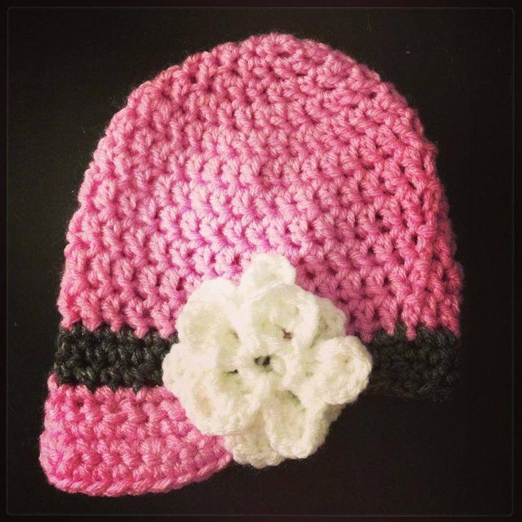Crochet Newsboy Hat : Newsboy crochet hat things ive made Pinterest