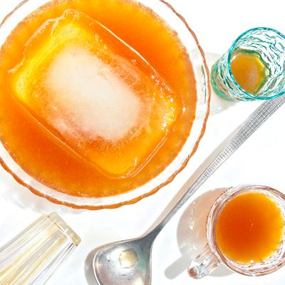 Fish House Punch / Saveur