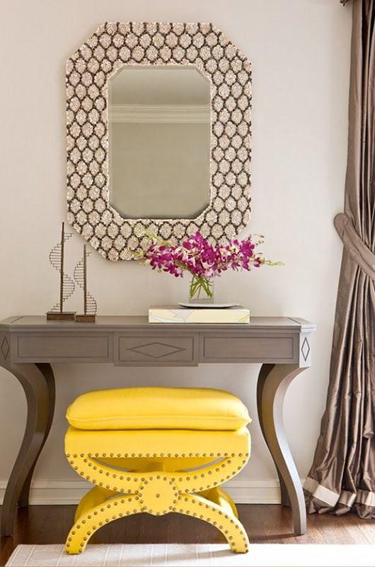 Color Crush: Yellow | Massucco Warner Miller