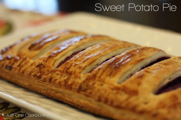 Sweet Potato Pie - I would bake the potatoes instead of boiling them ...