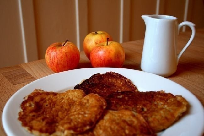 Marion Cunningham's Oatmeal Pancakes | Breakfast Food | Pinterest