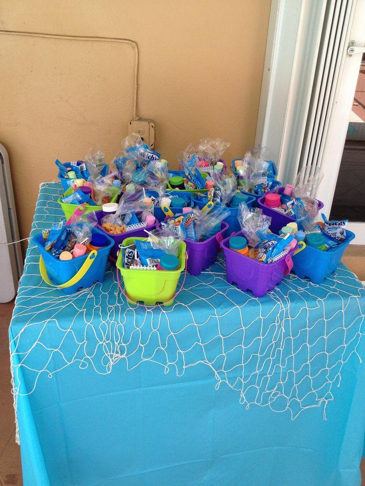 Little mermaid party birthday party ideas pinterest - Decoracion fiesta jardin ...