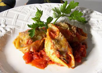Baked Pasta Shells | Dinner Recipes | Pinterest