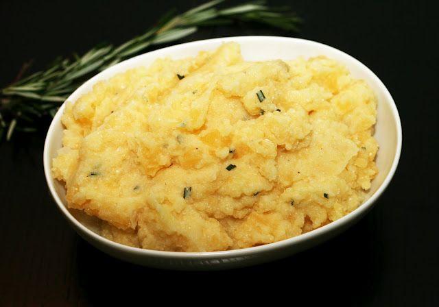 potato + rutabaga mash | Yummy | Pinterest
