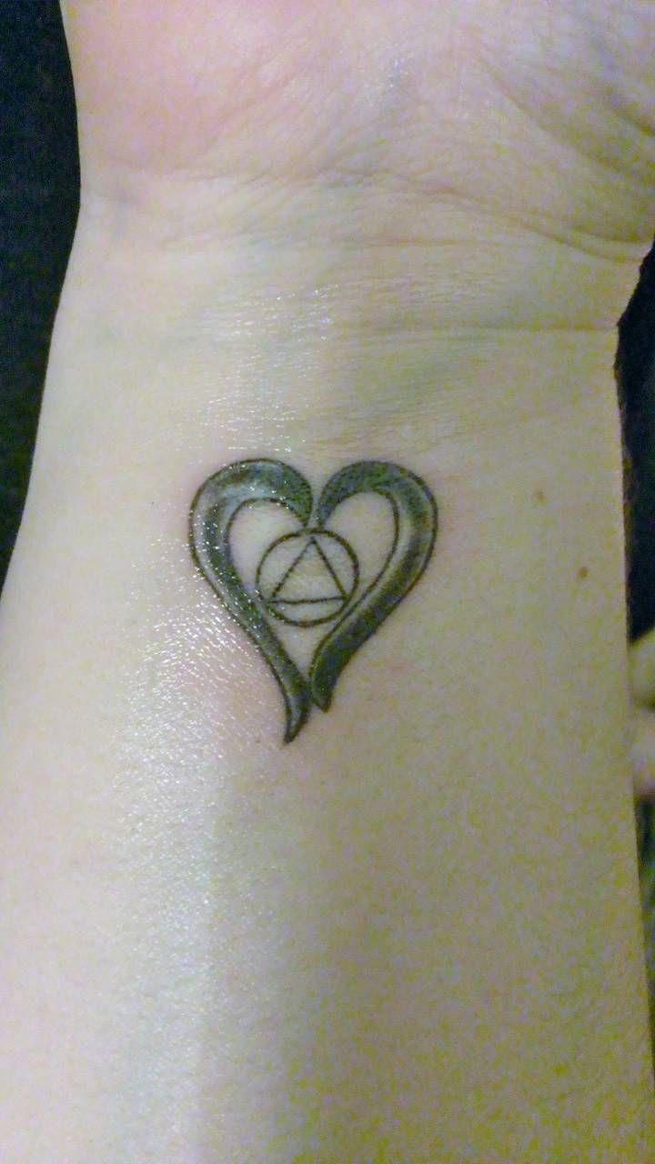 Aa recovery tattoo the image kid has it for Tattoo addiction albany ga