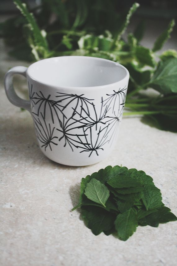 Fresh Mint Tea | Recipes worth trying | Pinterest