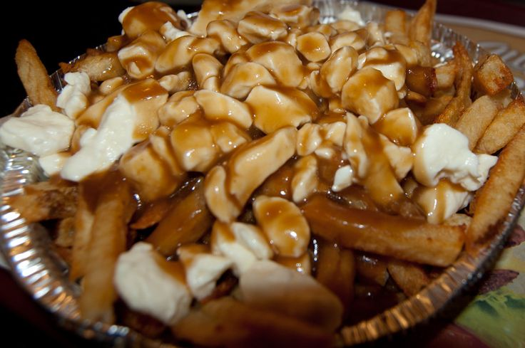 More like this: poutine , quebec and cheese curd .