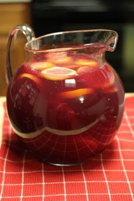 Easy Homemade Citrus Sangria