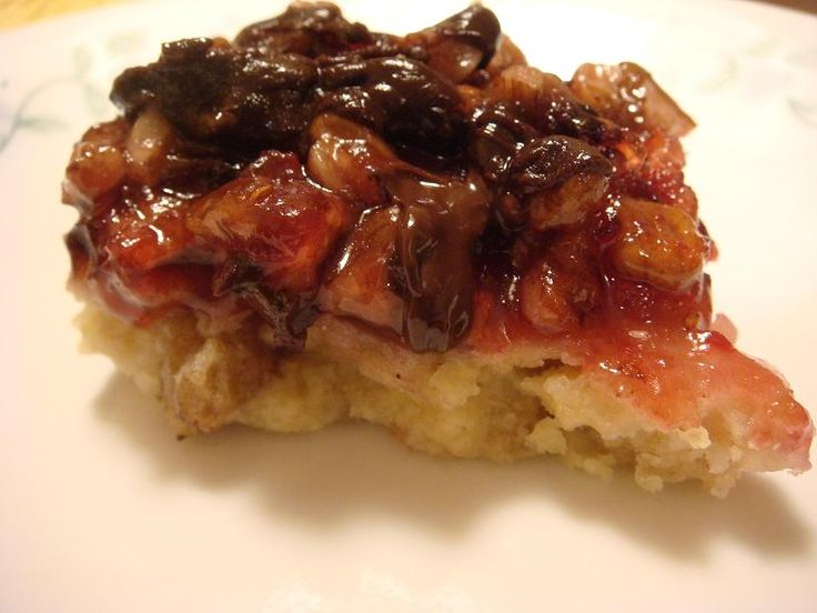 Cranberry turtle bars - awesome dessert for the holidays. I made them ...