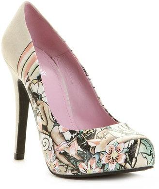Ed Hardy Shoes, Emma Pumps