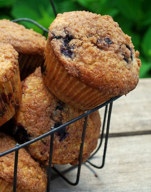 To Die For Blueberry Muffins | FOOD GLORIOUS FOOD | Pinterest